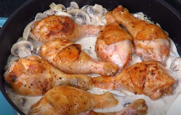 куриные-ножки-на-сковороде-с-подливкой-7