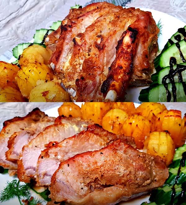 свинина-с-картофелем-в-духовке-10