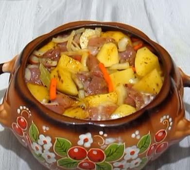 свинина-в-горшочках-с-картошкой-в-духовке-7
