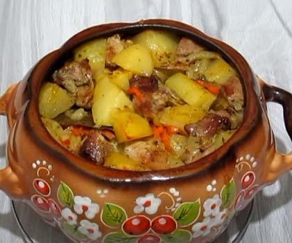 свинина-в-горшочках-с-картошкой-в-духовке-8