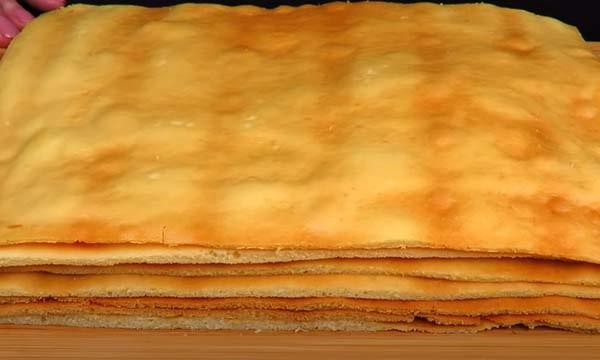 ленивый-торт-медовик-7