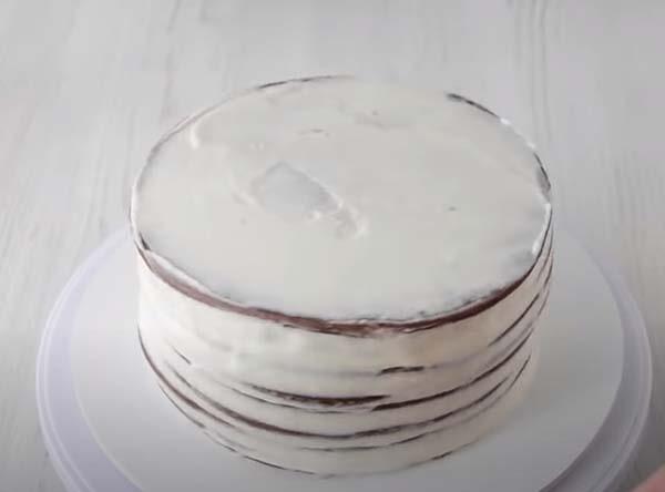 торт-медовик-на-сковороде-17
